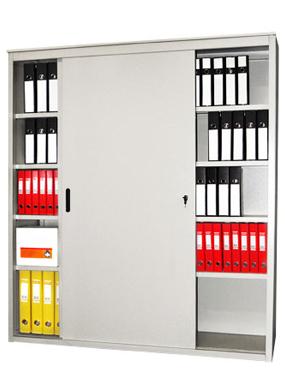 Металлический архивный шкаф-купе AL 2012 купить недорого