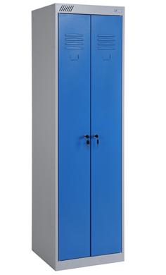 Металлический шкаф для одежды ШРЭК-22-530 купить недорого
