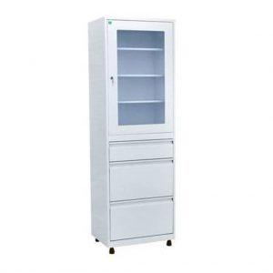 Медицинский шкаф ШМД-04 купить недорого в Екатеринбурге